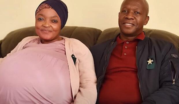 Žena, která porodila deset dětí najednou, si těhotenství vymyslela