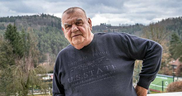 Nemocný František Nedvěd: Zpěvák prozradil, co mu lékaři slíbili