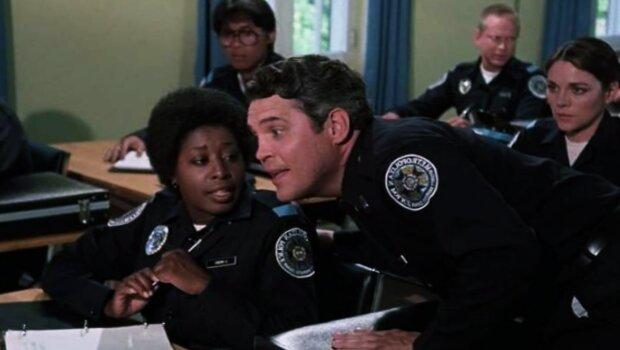 Policejní akademie. Foto: snímek obrazovky YouTube