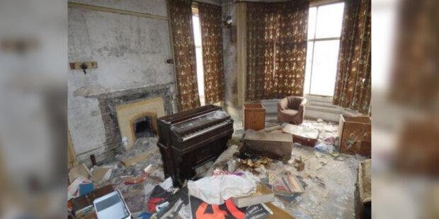 Ten chlap koupil dům za jednu libru, a teď stojí víc než tři sta tisíc