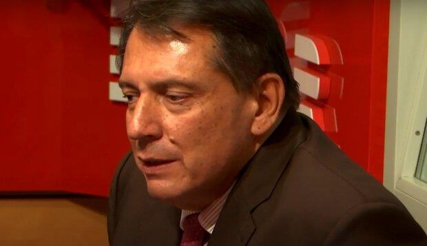 Jiří Paroubek. Foto: snímek obrazovky YouTube