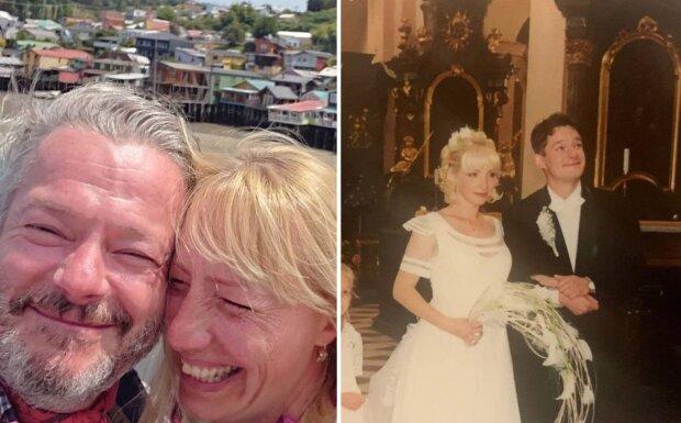 """""""Někdy je potřeba před chybami toho druhého přivřít oči"""": Aleš Háma s manželkou slaví 20 let"""