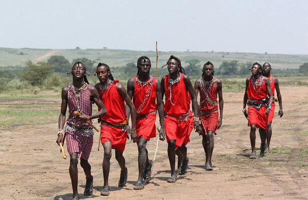 Proč je africký kmen v mnoha ohledech zdravější než obyvatelé měst