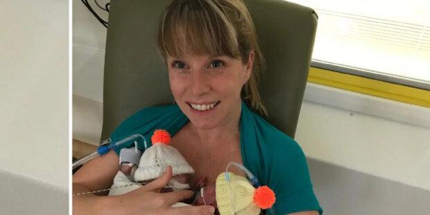 Dvojčata se narodila s hmotností pod 600 gramů: Jak teď vypadají kluci