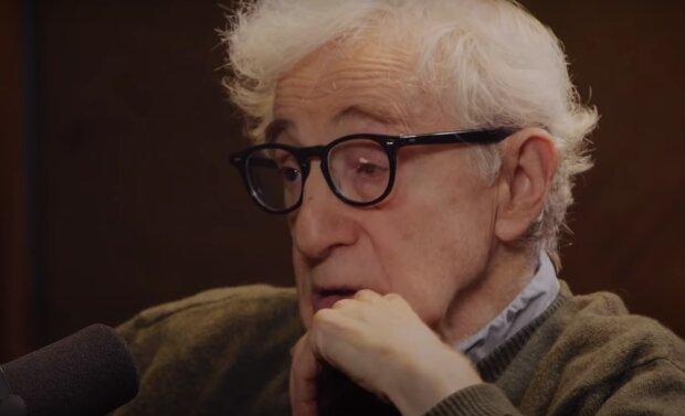 Woody Allen. Foto: snímek obrazovky YouTube
