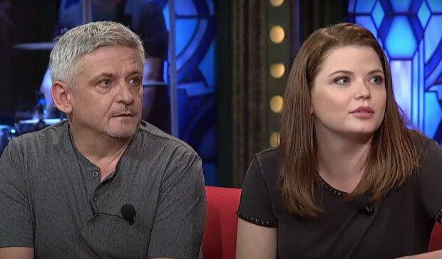 Michal Suchánek a Berenika Suchánková. Foto: snímek obrazovky YouTube