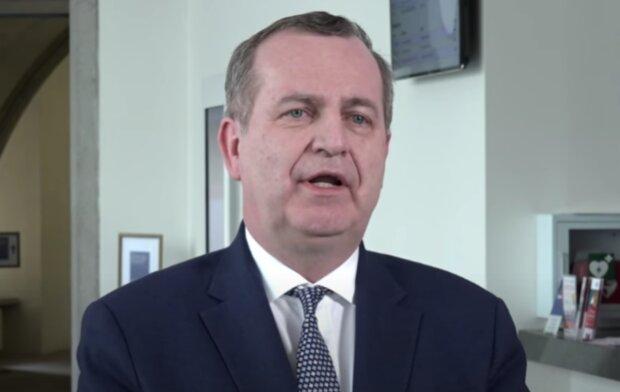 Tomáš Zima. Foto: snímek obrazovky YouTube