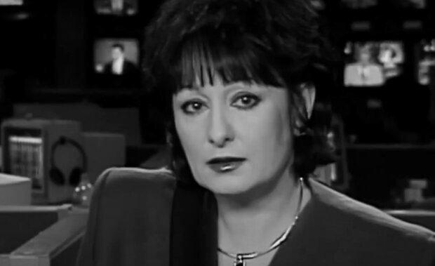 Eva Jurinová. Foto: snímek obrazovky YouTube