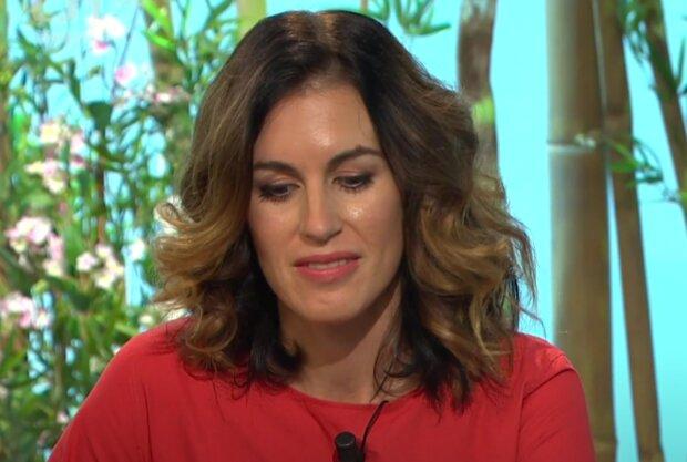 Lucie Křížková. Foto: snímek obrazovky YouTube