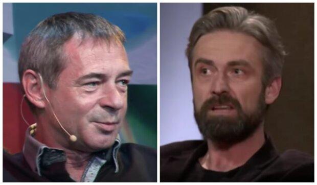 Jiří Dvořák a Roman Zach. Foto: snímek obrazovky YouTube