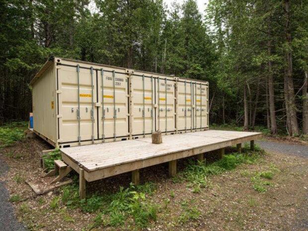 Jednoduchý kontejner, který majitelé přeměnili na elitní dům