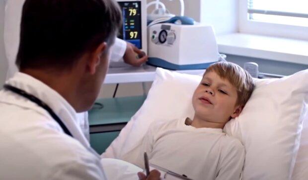 Nemocnice. Foto: snímek obrazovky YouTube