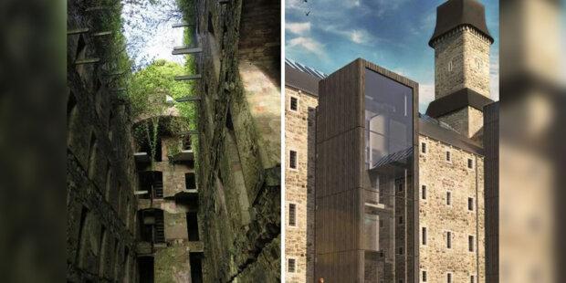 Bylo vězení a stal se z něj hotel: Jak se polorozpadlá budova bývalé věznice proměnila v útulný čtyřhvězdičkový hotel