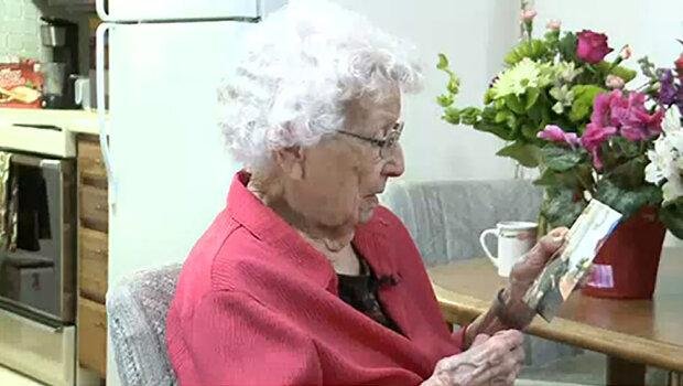 """""""Je to jediný dárek, o který žádám - další rok"""": 107letá žena sdílela tajemství její dlouhověkosti"""