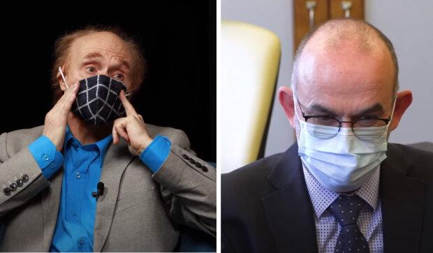 Antivovirové opatření Jana Blatného v akci: Jaroslav Flegr varuje před virovou mutací. Co stojí za změnu