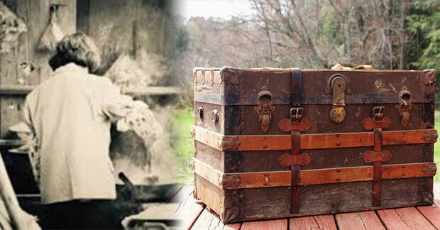 Paní zanechala dědictví dětem: nejstaršímu synovi - dům, prostřednímu - auto a její nejmladší dcera dostala dřevěnou truhlu