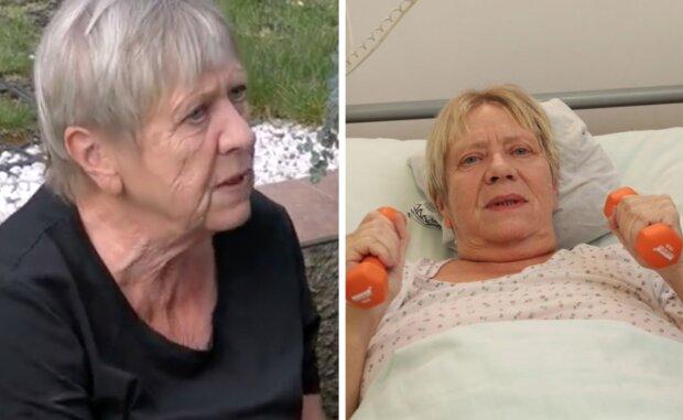 Měla štěstí, že u ní byl na návštěvě kamarád: Jarce Obermaierové se udělalo na chalupě nevolno