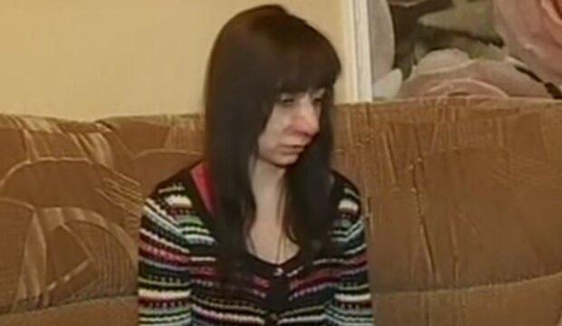 Holka. Foto: snímek obrazovky YouTube