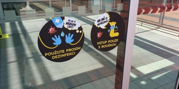Český premiér Andrej Babiš promluvil o tom, kdy budou otevřeny obchody