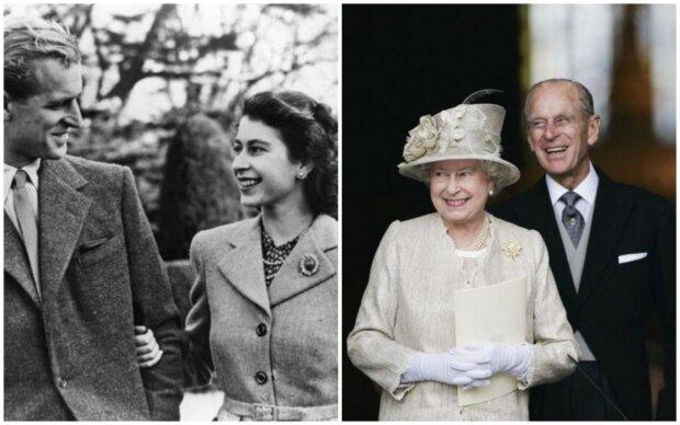 Od zasnoubení do posledních dnů. Fotografie prince Filipa a královny Alžběty II.: Mnoho úsměvů a lásky