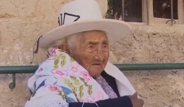 """""""Dříve jsem hodně kašlala, ale teď se cítím mnohem lépe"""": 106letá žena řekla, že dělá každý den, aby udržet zdraví a bystrou mysl"""