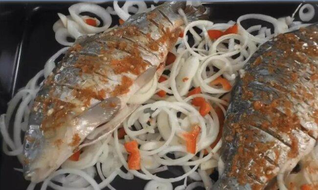 """""""Rybu už nesmažím. Gurmánský recept: ryba v tajné marinádě"""""""