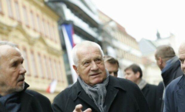 Václav Klaus se opět dostal do hledáčku: Je známo, co udělal