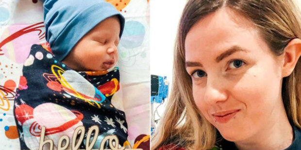 Chloe Dunstanová se stala maminkou osmkrát, je jí teprve 27 let
