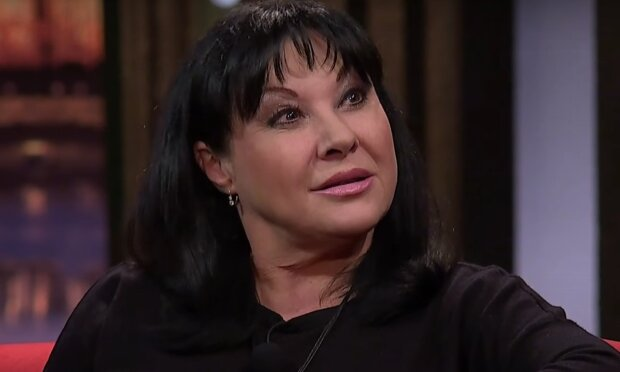 Dagmar Patrasová. Foto: snímek obrazovky YouTube