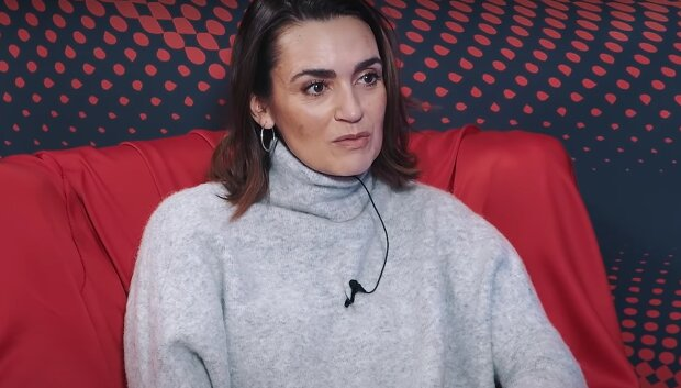 Daniela Písařovicová. Foto: snímek obrazovky YouTube