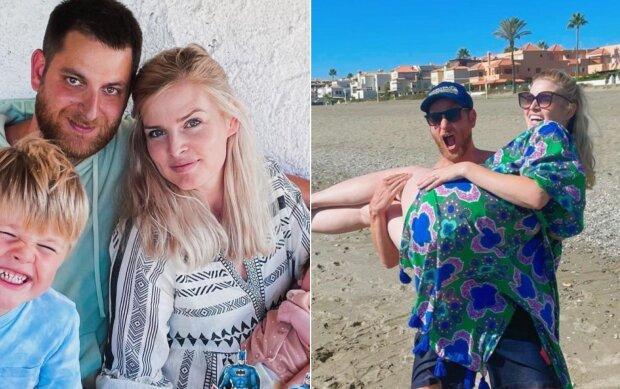 """""""Podlamují se mu ze mě kolena"""": Kompletní rodinka odletěla na dovolenou do Španělska. Jak si to tam užívají"""