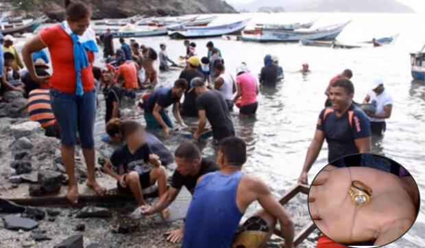 Obyvatelé malé vesnice našli poklady, které přineslo moře: jak se na břehu ocitly prsteny, náušnice a přívěsky