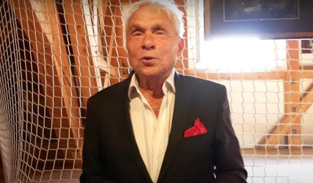 Jan Saudek. Foto: snímek obrazovky YouTube