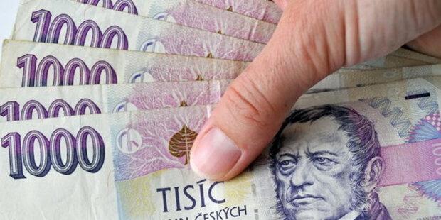 Vyplatí senát důchodcům rozhodne 5000 korun v nejbližších dnech