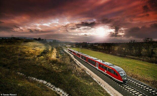 Ve stylu Harryho Pottera: Fotograf sdílí nejepičtější snímky evropské železnice