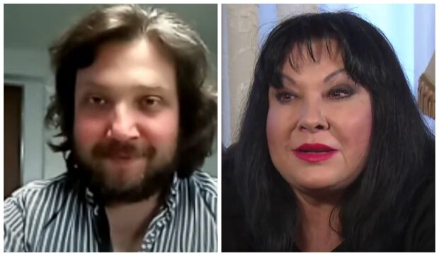 Dagmar Patrasová a Felix Slováček. Foto: snímek obrazovky YouTube