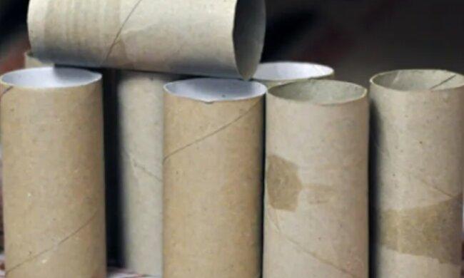 Roli toaletního papíru. Foto: snímek obrazovky YouTube