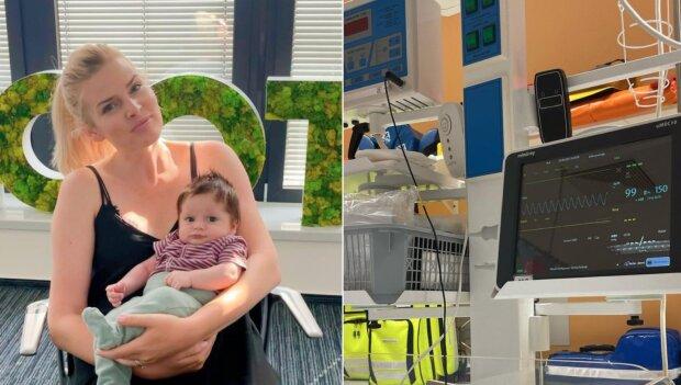 """""""Snad to byla poslední cesta sanitkou"""": Tříměsíční syn Nikol Štíbrové musel do nemocnice. Co se stalo"""