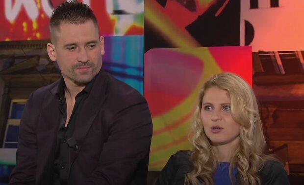 Lucie Šafářová . Foto: snímek obrazovky YouTube