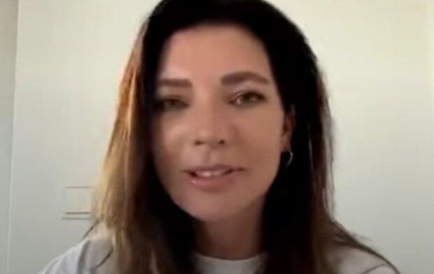Monika Marešová. Foto: snímek obrazovky YouTube