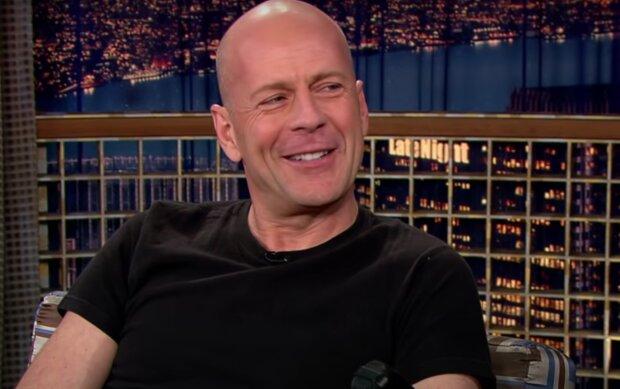 Bruce Willise. Foto: snímek obrazovky YouTube
