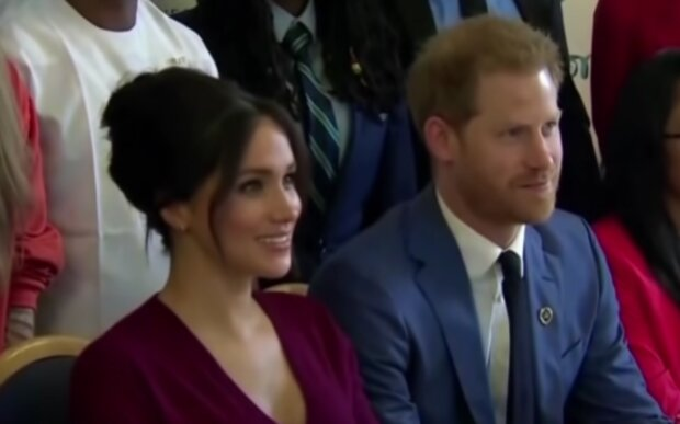 Princ Harry a Meghan Markle. Foto: snímek obrazovky YouTube