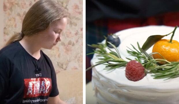 Ve svých 14 letech je Lisa již úspěšnou cukrářkou: dívka peče koláče, kapičky a dokonce pořádá workshopy pro dospělé