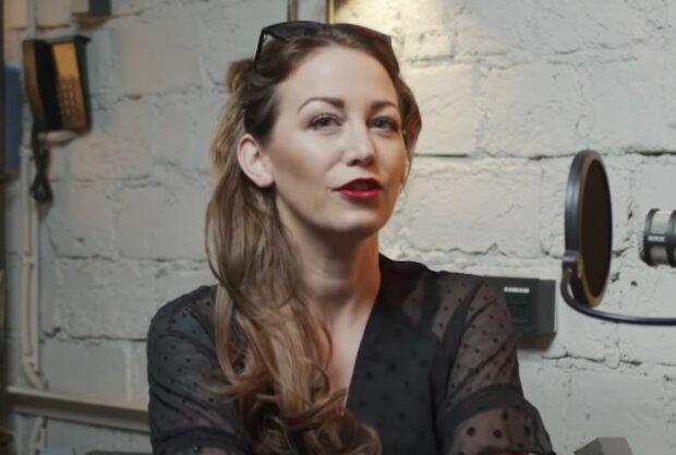 Agáta Hanychová. Foto: snímek obrazovky YouTube