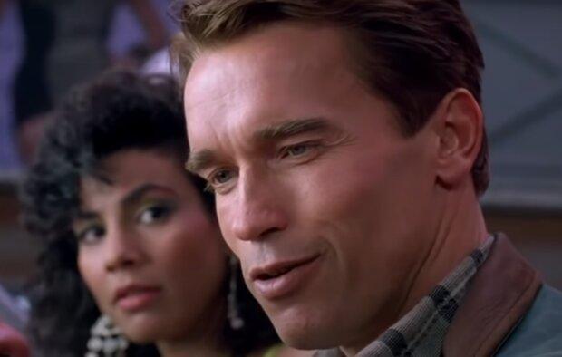 Arnold Schwarzenegger. Foto: snímek obrazovky YouTube