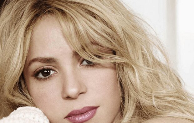 Skutečná krása: zpěvačka Shakira bez make-upu a filtrů