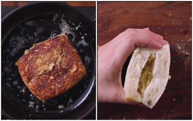 """""""Nejchutnější sendvič"""": Šéfkuchař odhaluje tajemství toho, jak udělat dokonalý sýrový sendvič"""