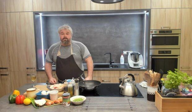 Pepa Nemrava. Foto: snímek obrazovky Youtube
