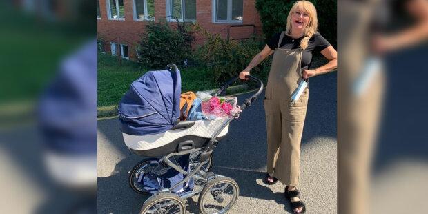 """Vendula Pizingerová sbalila věci do porodnice: """"všechno se brzy stane"""""""