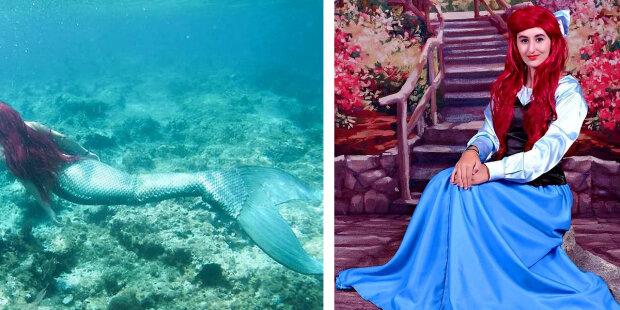 Kelly utratila 3 tisíce dolarů za proměnu v mořskou pannu